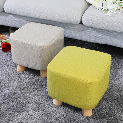 矮凳迷你換鞋凳沙發凳門口換鞋凳 簡約現代換鞋凳 實木小凳子