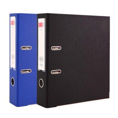得力5481快劳夹A4两寸三寸活页文件夹档案夹打孔资料夹快捞夹