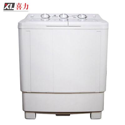 6公斤双桶双缸洗衣机半自动家用