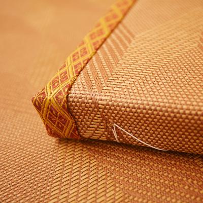 定制家用椰棕藤席榻榻米床垫定做坐垫和室仿藤席 防潮防水环保定做日式榻榻米垫