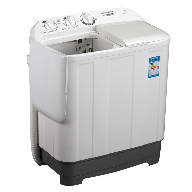 半自动双缸双桶洗衣机