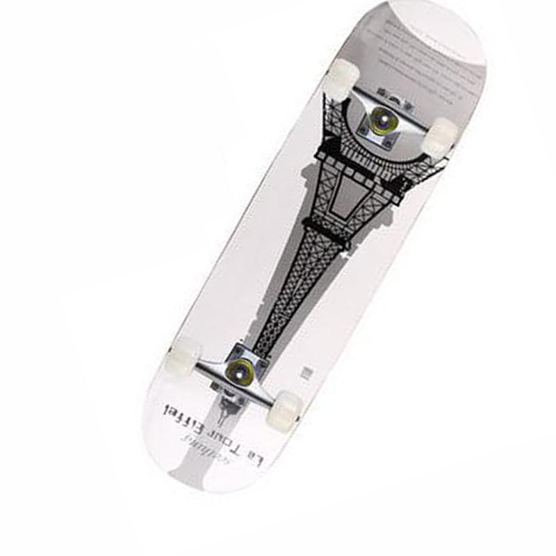 滑板双翘板公路板刷街板枫木板成人儿童滑板滑板车
