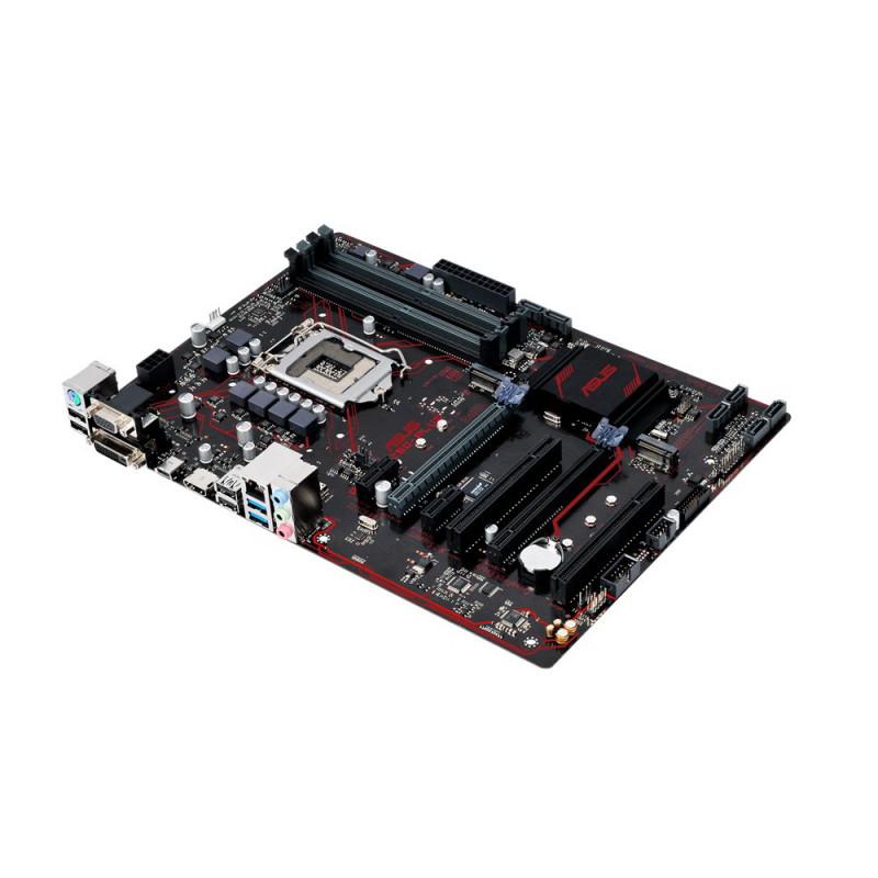 华硕(asus)prime b250-plus 主板 (intel b250/lga 1151)