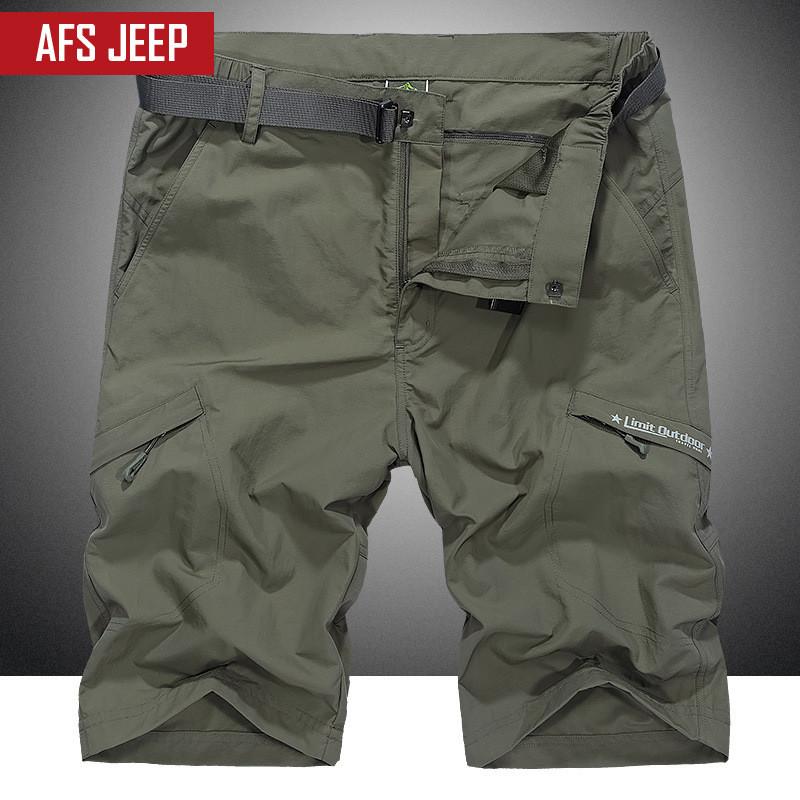 jeep夏装短裤男