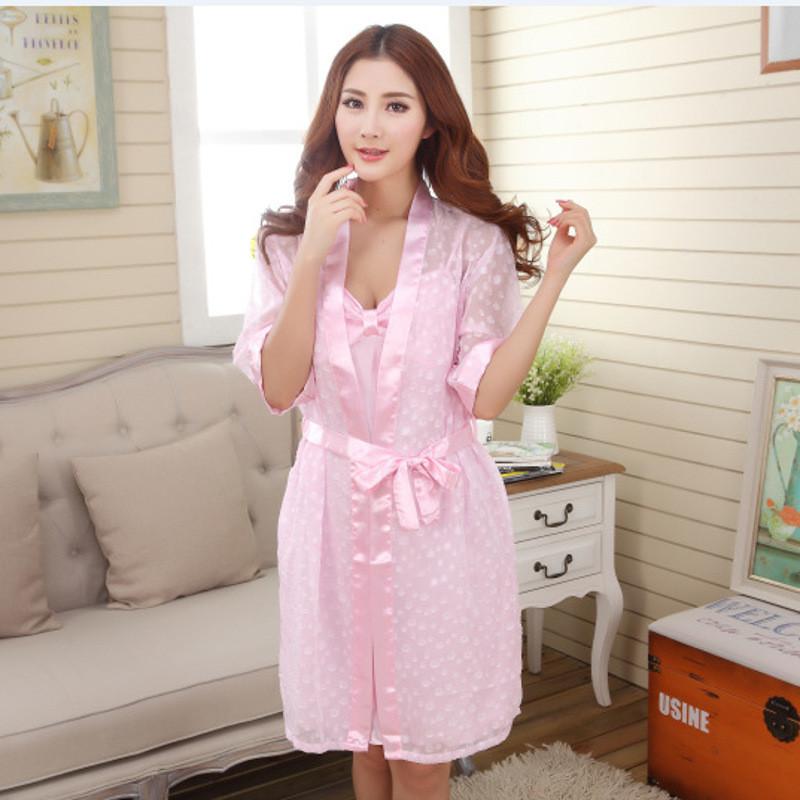 睡衣睡袍吊带透明镂空情趣女款深v件套睡裙夏季夫妻真丝女两情趣性感有什么男用图片