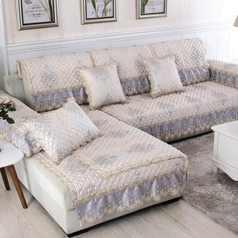沙发垫订做定制沙发布沙发罩全盖沙发床套欧式现代老式折叠三人防滑