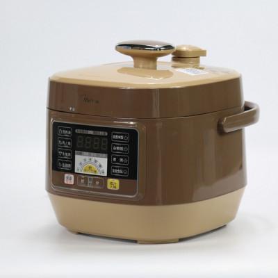 美的(midea)pss2501p电压力锅多功能电脑控制 带预约功能