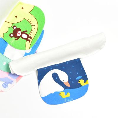 兒童寶寶吸汗巾墊背巾擦漢隔汗巾6層加大號 1-2-4-6-10歲超大