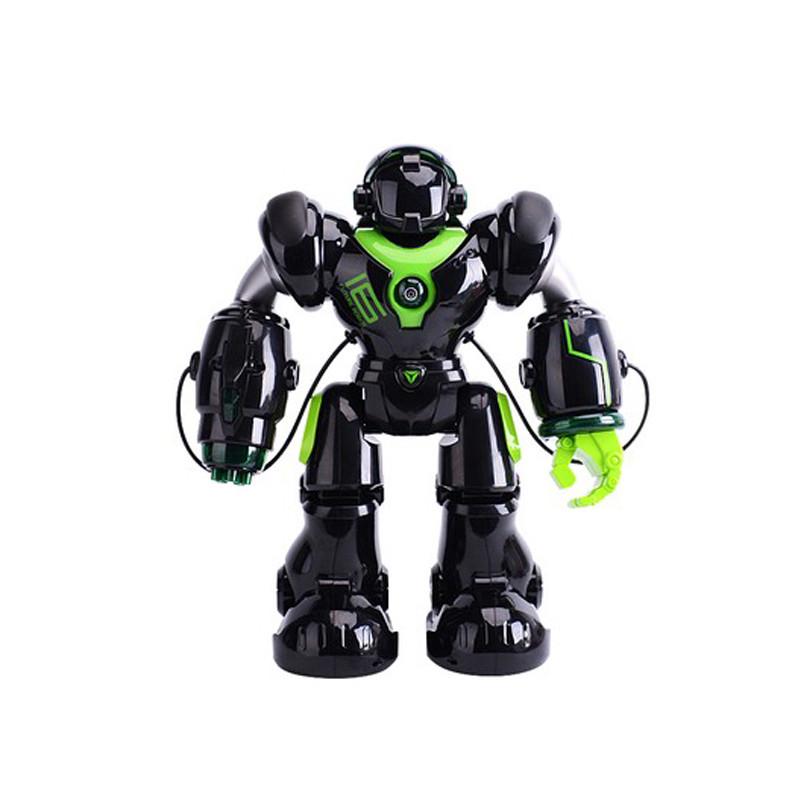 新威尔 机械战警智能遥控机器人充电玩具 智能编程手势感应儿童玩.