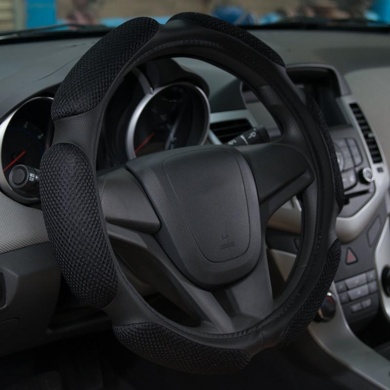 腾安达 汽车3d方向盘套别克凯越君威大众新途观经典福克斯朗逸polo四