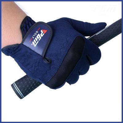手套 高爾夫手套 超纖布手套 高爾夫運動手套 左手右手單只裝手套 透氣柔軟舒適手套