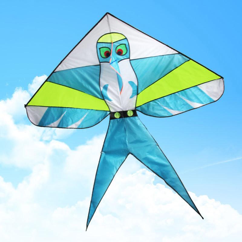 风筝 小沙燕风筝 儿童卡通风筝 三角风筝 多色好飞