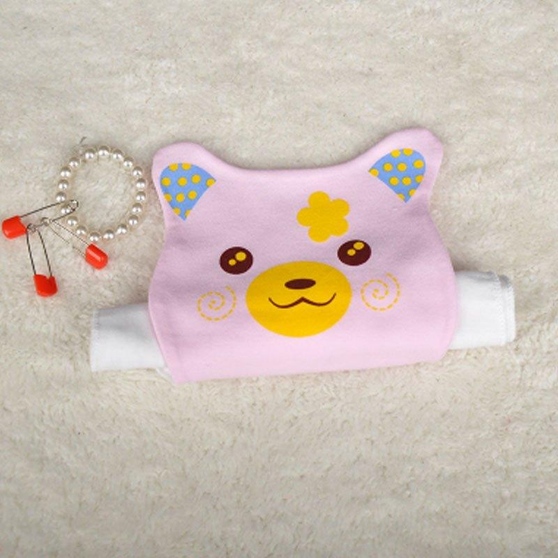 适用于0-2岁宝宝2017新品可爱儿童吸汗巾 婴儿垫背巾4