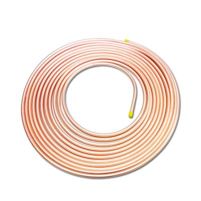 幫客材配 宏奧 家用空調銅管(∮6.00*0.60mm)63元/公斤 1.4KG/盤 一箱10盤 一箱起售 送至樓下
