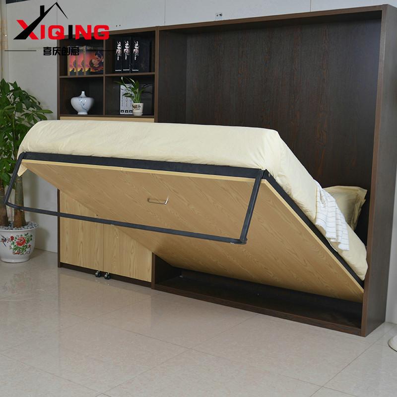 创意全屋家具定制简约壁床隐形床五金配件 竖翻床折叠
