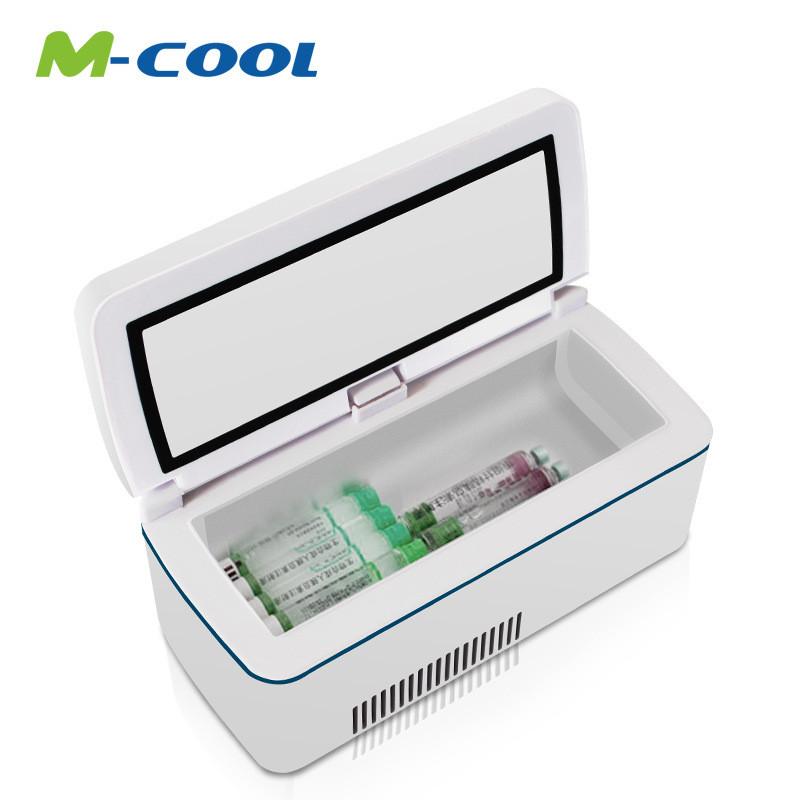 美库胰岛素冷藏盒家用充电便携式胰岛素冷藏箱迷你冰箱m-coolm5图片