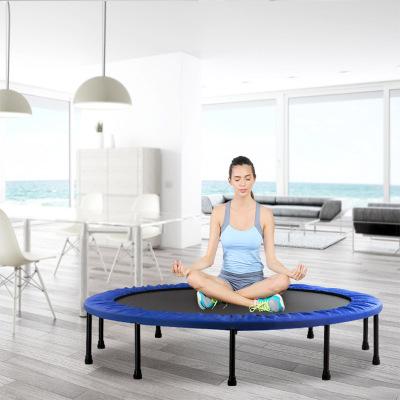 蹦蹦床家用儿童成人健身室内折叠跳床力达康60英寸