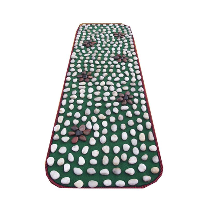 户外白石番茄鹅卵石石头按摩垫/穴位足底天然丸子步道减肥药小日本图片