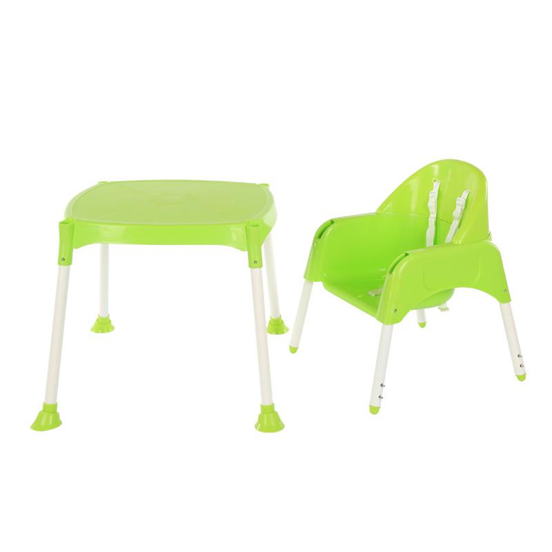 悠比 儿童餐椅多功能两用宝宝餐椅组合式便携婴儿吃饭图片