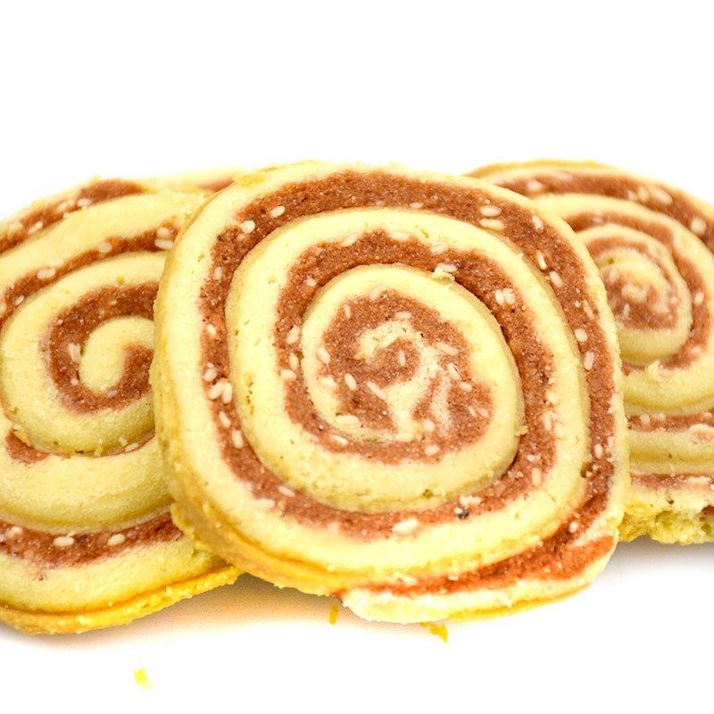 【绿安 咸脆酥 200g】咸脆酥酥饼 休闲零食 早餐饼 干曲奇糕点