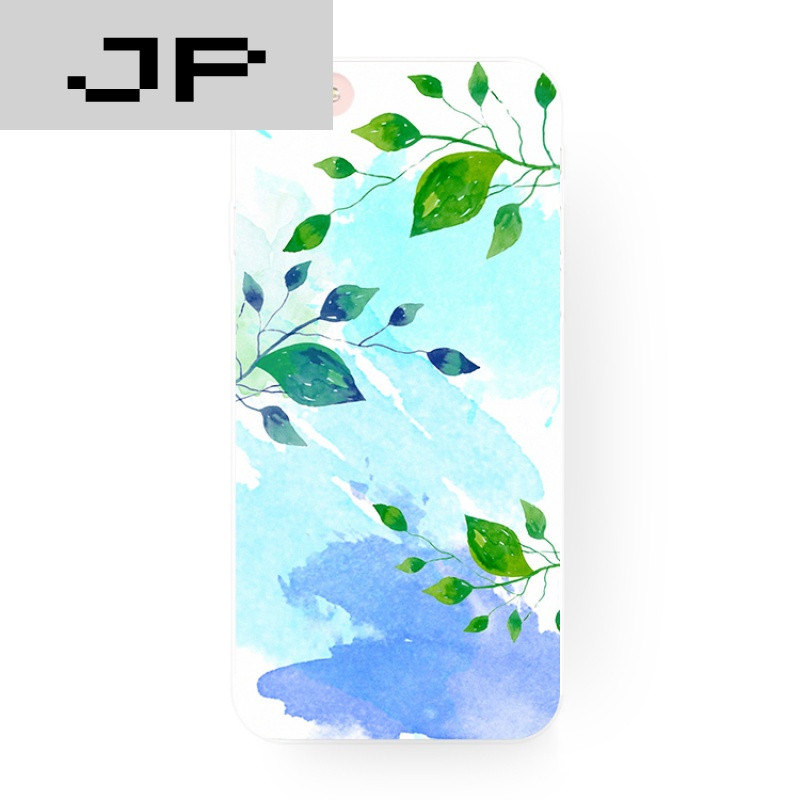 jp潮流品牌新款森系文艺手绘 苹果6s iphone7 plus5se
