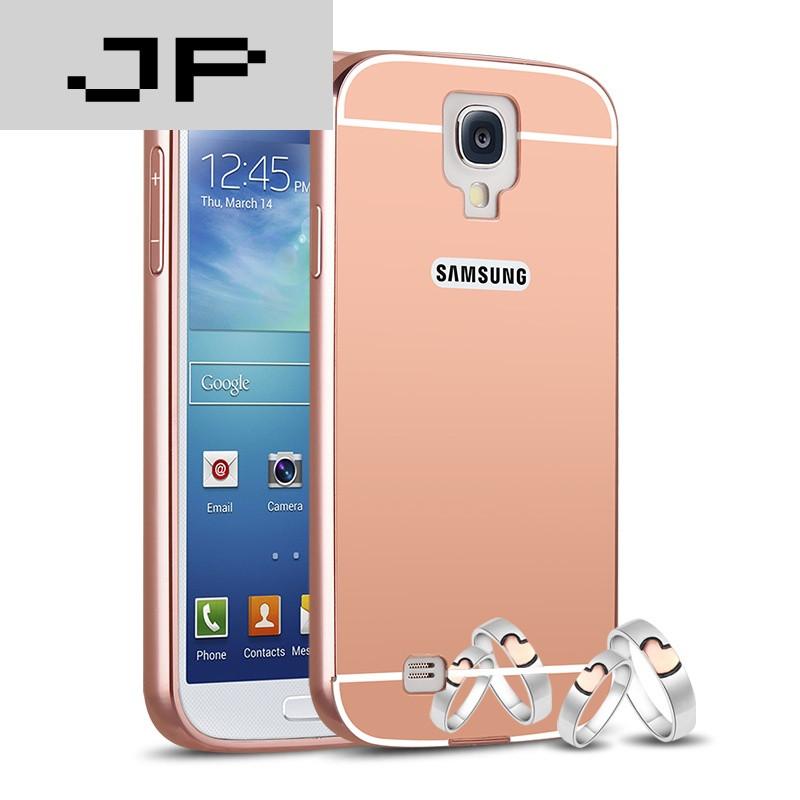 jp潮流品牌 三星s4手机壳 保护套 三星i9500边框式男女款金属防摔后盖