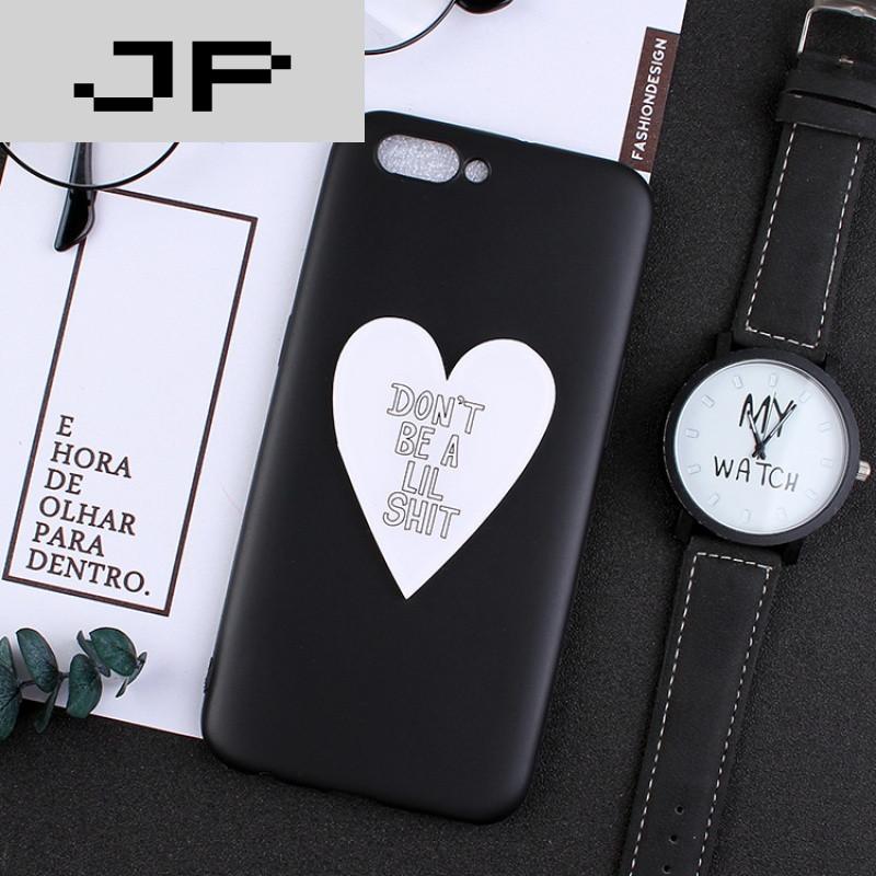 jp潮流品牌oppo r11plus手机软壳oppor11plus保护套韩国原创可爱卡通