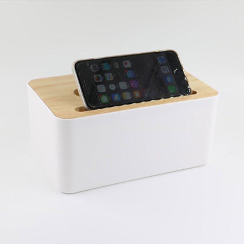 欧式纸巾收纳盒子创意餐巾客厅车用抽纸盒木制盒子日.
