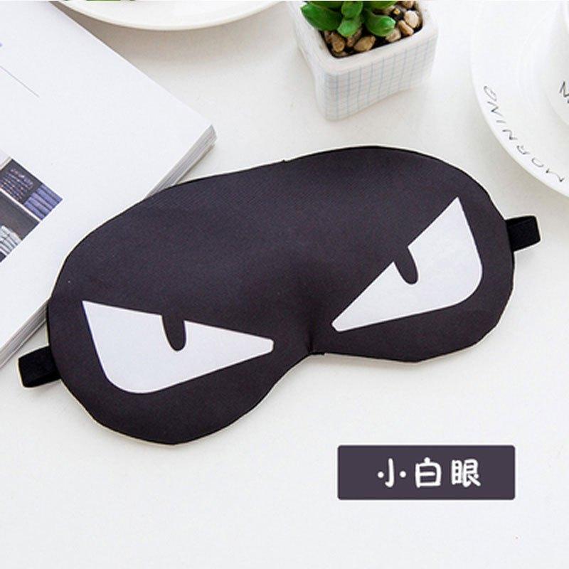韩版卡通睡眠冰袋眼罩儿童可爱夏季遮光男女舒适冰眼罩时尚创意卡通