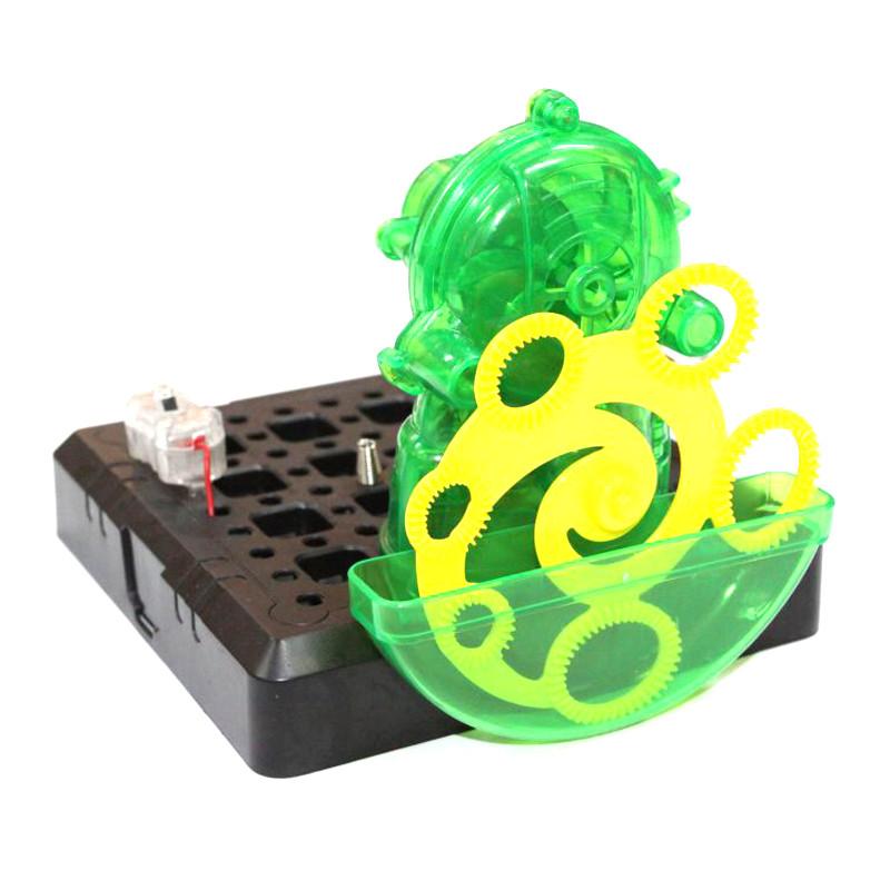 香港connex科学实验科技小制作小学生科普diy益智学习手工小发明材料
