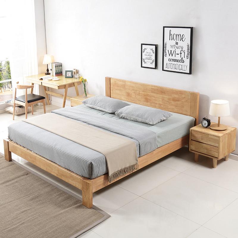 简约家具床
