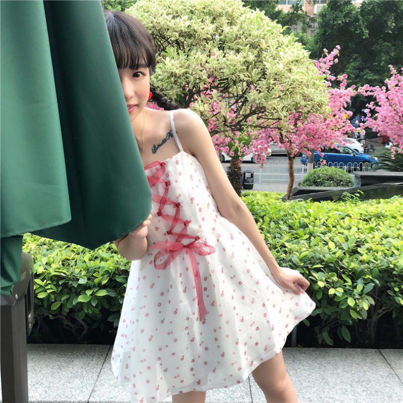 可爱连衣裙蓬蓬裙