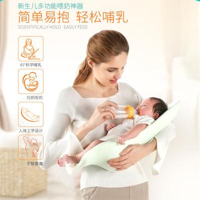 韓國進口嬰兒喂奶枕頭哺乳枕新生兒哺乳墊孕婦抱枕哺乳神器