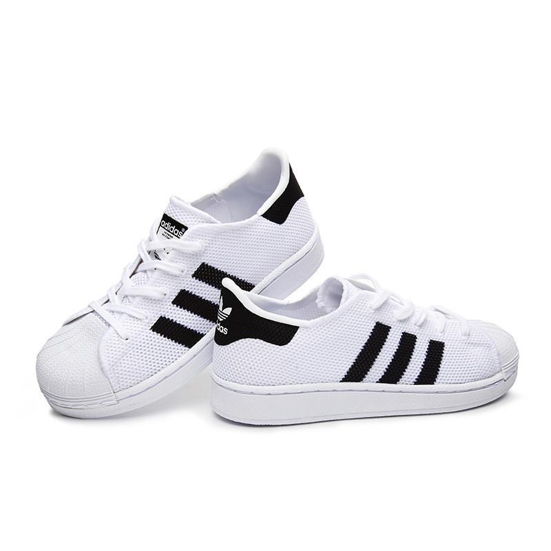 adidas阿迪达斯童鞋2017新款儿童运动鞋男童女童贝壳头休闲板鞋舒适