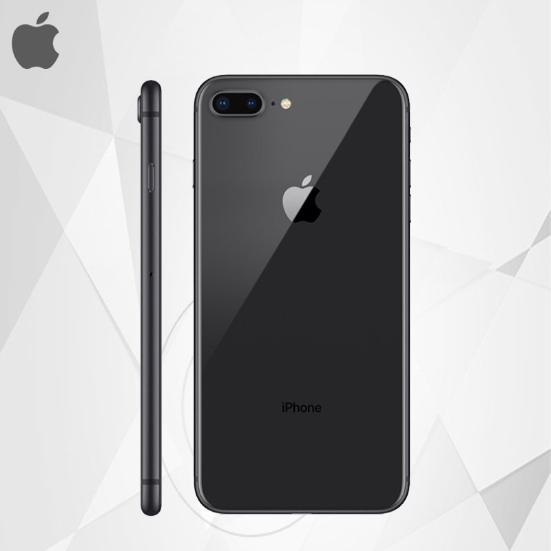苹果手机_苹果apple iphone 8 plus 苹果手机 新品 苹果8 iphone 8 plus 黑色