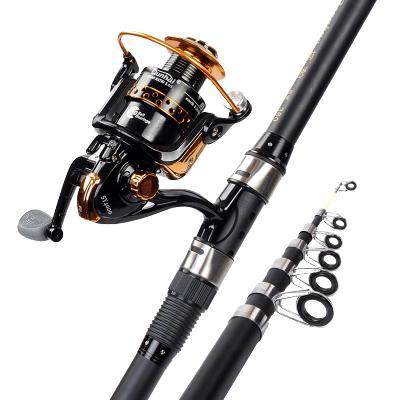 釣魚竿海桿海竿套裝全套組合遠投竿拋竿海釣竿甩竿漁具