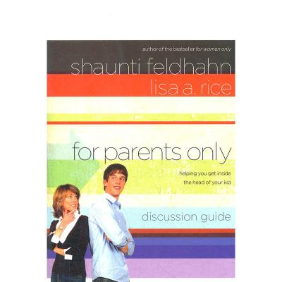 FOR PARENTS ONLY DISCUSSION GD(ISBN=9781590529904)
