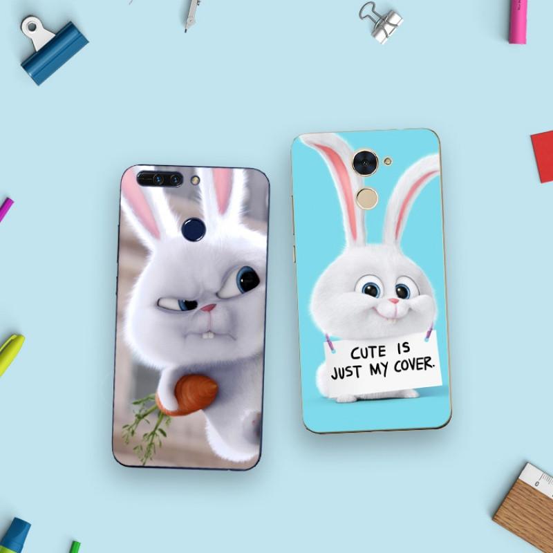 6a p10青春版手机壳硅胶爱宠大机密兔子可爱