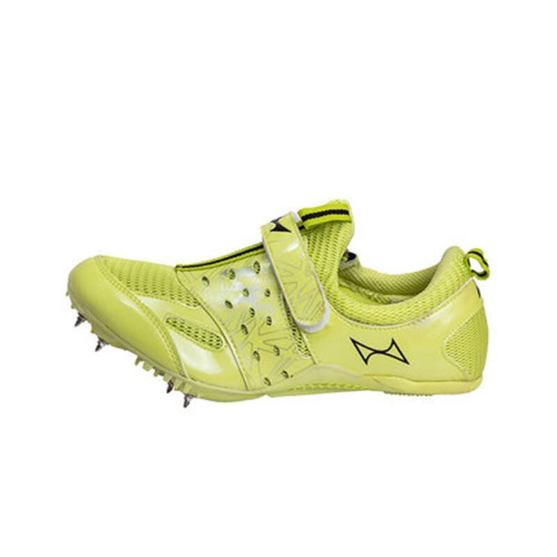 钉鞋囹�a_钉鞋减震透气钉子鞋男女比赛跑鞋长短跑钉鞋