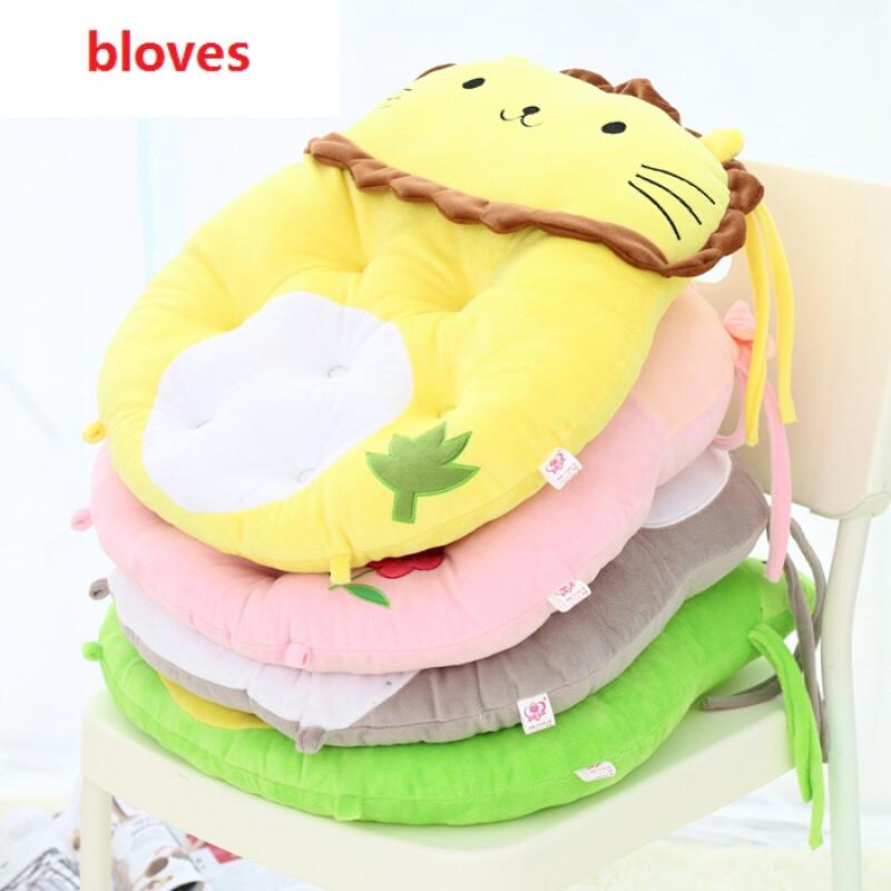 bloves-卡通可爱小动物坐垫小黄人瓢虫学生椅垫幼儿园