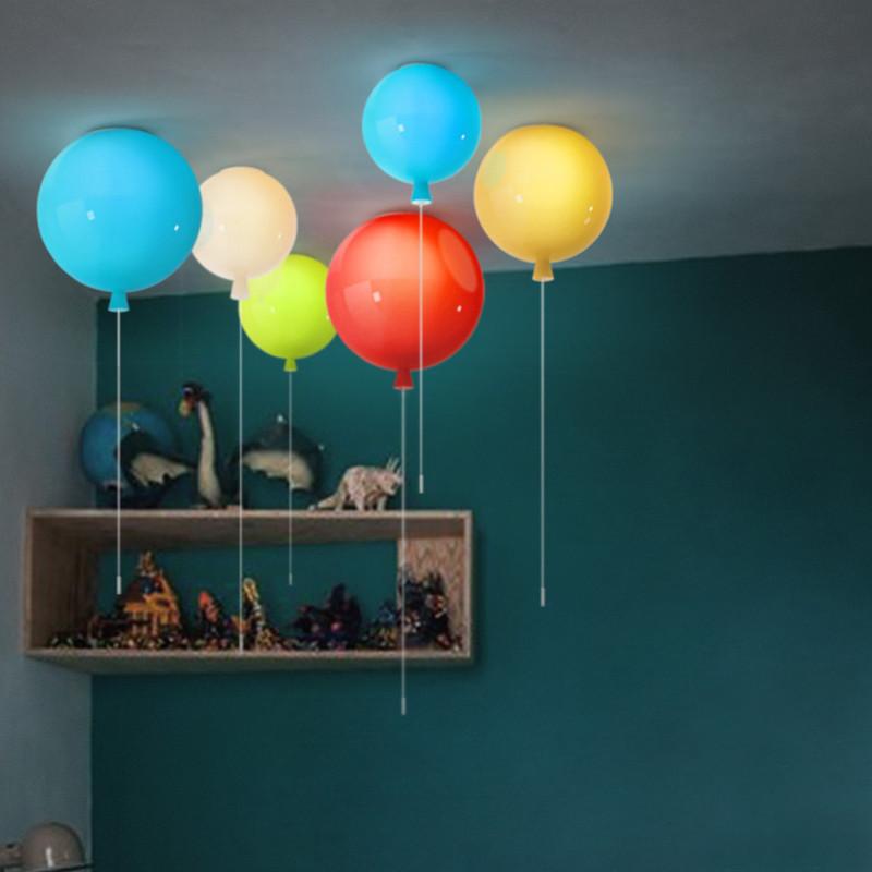 燈創意led主題臥室燈現代簡約餐廳吧臺裝飾兒童樂園早教中心手拉燈具