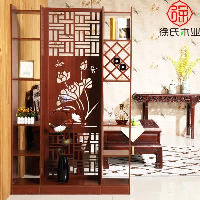 酒柜玄关柜屏风隔断简约现代客厅门厅进门入户装饰中式美式间厅架