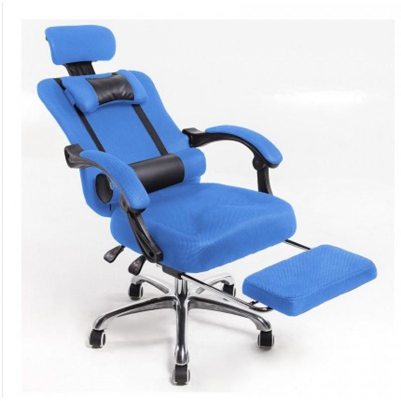 电脑椅家用办公椅人体工学多功能升降转椅子网布职员椅特价