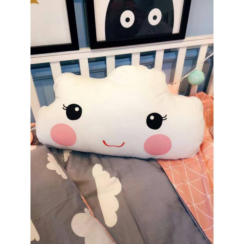 儿童抱枕纯棉可爱婴儿床装饰抱枕 办公室沙发靠垫 影楼拍照饰品