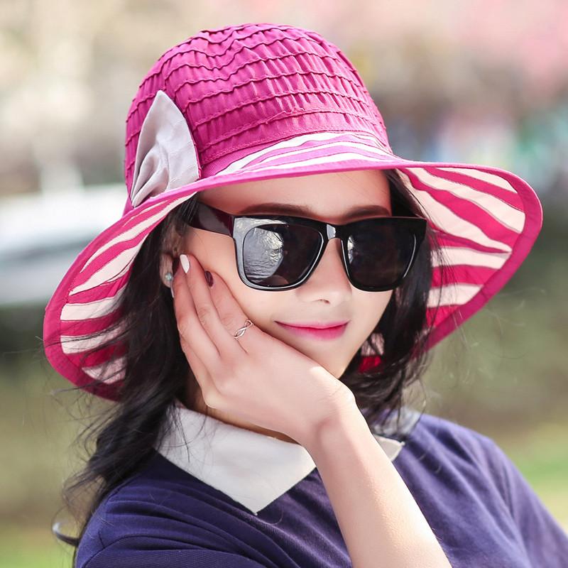 旅行遮阳帽