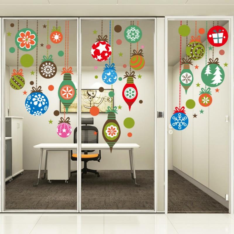 儿童房间墙贴画窗户玻璃贴纸幼儿园墙面装饰品挂饰主题墙环境布置