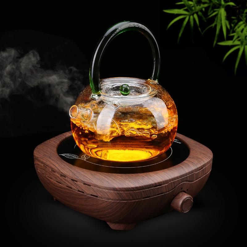 玻璃泡茶水壶图片大全图片图片
