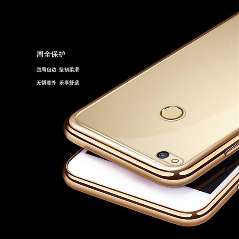 华为荣耀8青春版手机壳pra-al00套tl10软硅胶x透明par图片