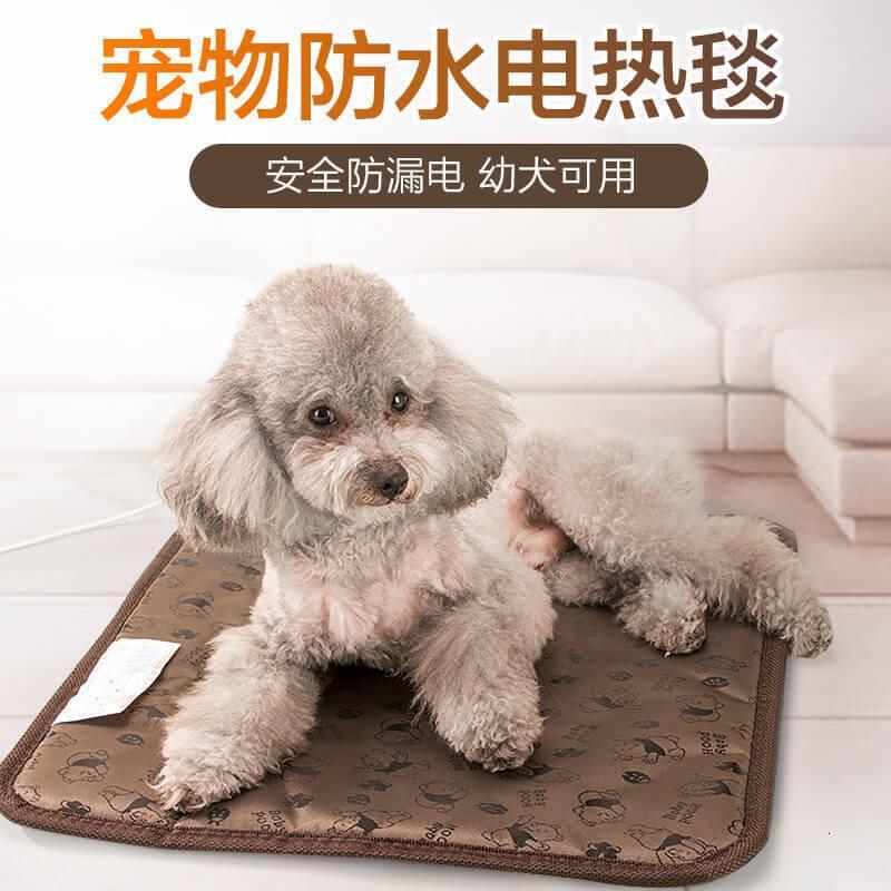 京潮宠物电热毯防水防抓泰迪垫子毯子小狗幼犬加热垫子猫咪新生可调温