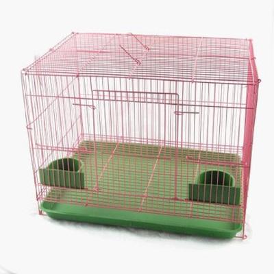 鳥籠 豚鼠籠 兔籠小群籠大群籠【加粗】大小號寵物籠子多省包郵